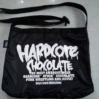 ハードコアチョコレート(HARDCORE CHOCOLATE)のハードコアチョコレート コアチョコ バッグ(ショルダーバッグ)