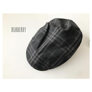 バーバリー(BURBERRY)のバーバリーハンチング (ハンチング/ベレー帽)
