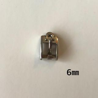 オメガ(OMEGA)の【新品 未使用品】OMEGA オメガ 尾錠 シルバー 6㎜ 6ミリ(腕時計)