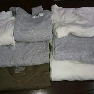 ムジルシリョウヒン(MUJI (無印良品))の福袋(Tシャツ(長袖/七分))