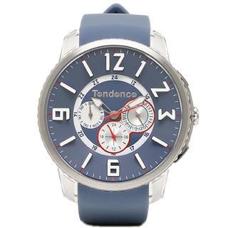 テンデンス(Tendence)のテンデンス TG165001 スリムポップ ブルー ユニセックス 腕時計(腕時計(アナログ))