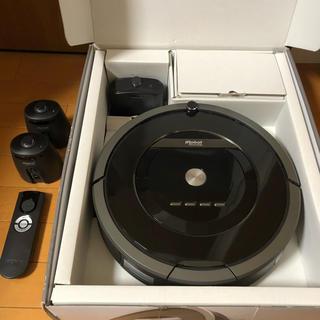 アイロボット(iRobot)のルンバ880国内正規品バッテリー大容量新品(掃除機)