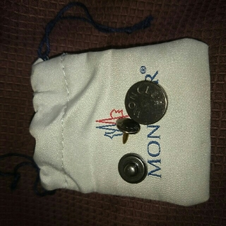 モンクレール(MONCLER)のモンクレール 付属品 ボタン(ダウンジャケット)