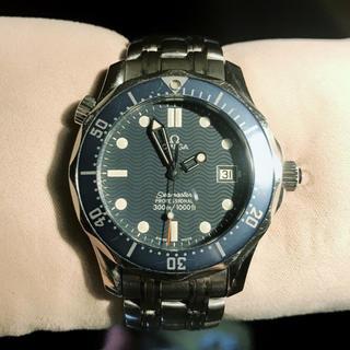 オメガ(OMEGA)の◉OMEGA Seamaster 300m Boy's Quartz USED◉(腕時計(アナログ))