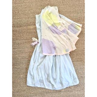 ソウワ(SOWA)のお値引き‼️ sowa 風を感じる ワンピース ドレス(ひざ丈ワンピース)