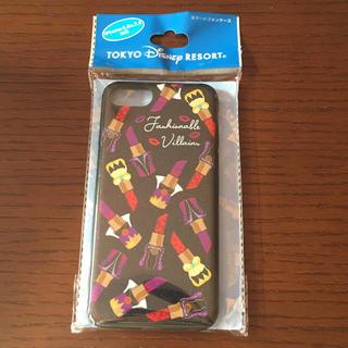 【最安値】ディズニーリゾート ヴィランズ リップケース iPhoneケース