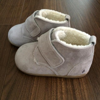 familiar - 【新品】日本製 ファミリア  靴 ブーツ 13.5㎝
