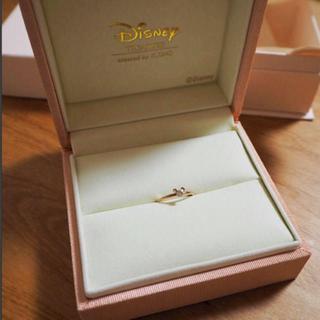 ディズニー(Disney)のK.UNO ケイウノ ミッキーマウス スマイル リング 4号 指輪(リング(指輪))