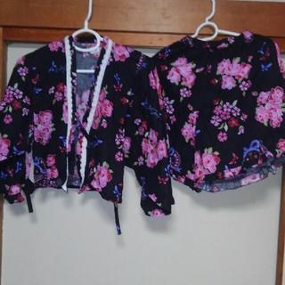 キャサリンコテージ(Catherine Cottage)のキャサリンコテージ 浴衣 130(甚平/浴衣)