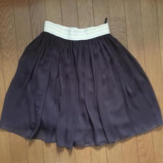 しまむら - ブラウンスカート