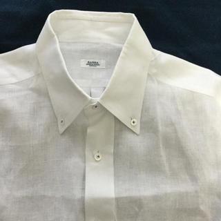 バルバ(BARBA)のバルバのリネンシャツ(シャツ)