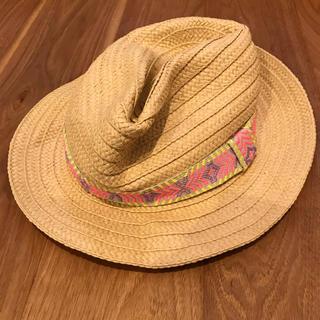エイチアンドエム(H&M)のH&M麦わら帽子(麦わら帽子/ストローハット)