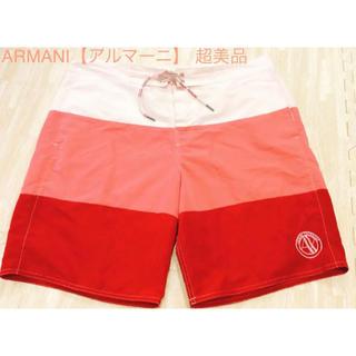 ARMANI【アルマーニ 】 パンツ ハーフパンツ 人気デザイン♫ メンズ