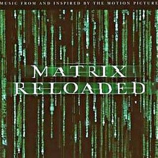 「マトリックス リローデッド」オリジナルサウンドトラック(帯 解説歌詞対訳付き)(映画音楽)