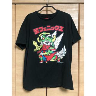 シマムラ(しまむら)のしまむら×ビックリマン コラボTシャツ(Tシャツ/カットソー(半袖/袖なし))