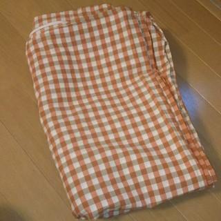 ムジルシリョウヒン(MUJI (無印良品))の無印良品 かけ布団カバー セミダブル(シーツ/カバー)