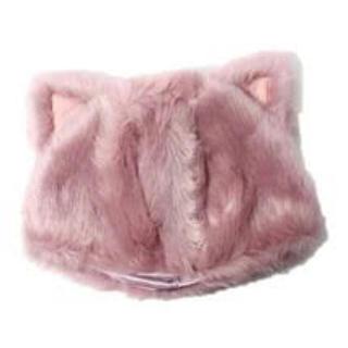 ミルク(MILK)のMILK kitten cap ピンク 新品未使用(キャップ)