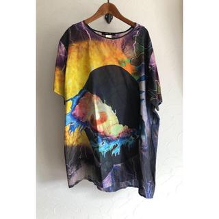 スビ(ksubi)のKsubi 龍プリントT shirts(Tシャツ(半袖/袖なし))