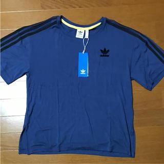 アディダス(adidas)のオリジナルス ラインTシャツ(Tシャツ(半袖/袖なし))