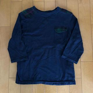 ジーユー(GU)のgu ロンT サイズ130(Tシャツ/カットソー)