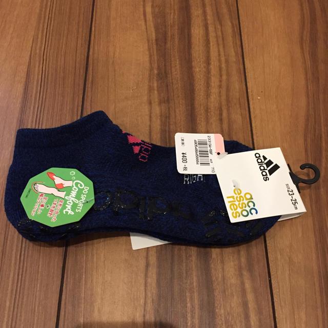 adidas(アディダス)のadidasソックス レディースのレッグウェア(ソックス)の商品写真