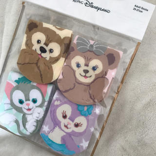 Disney - 新品ダッフィー 靴下セット