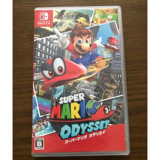 ニンテンドースイッチ(Nintendo Switch)の任天堂 Switch マリオオデッセイ(家庭用ゲームソフト)