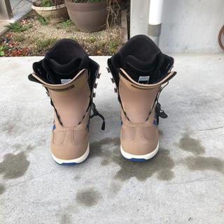 アディダス(adidas)のアディダス スノーボードブーツ SAMBA(ブーツ)
