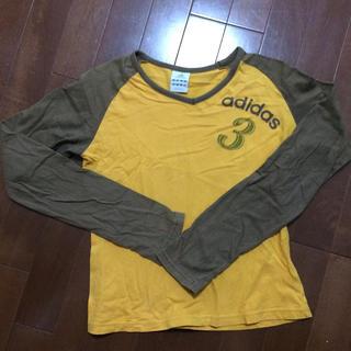 アディダス(adidas)のadidas長袖Tシャツ(Tシャツ(長袖/七分))