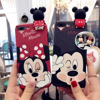 ミッキー&ミニー ✩⃝ iPhoneケース