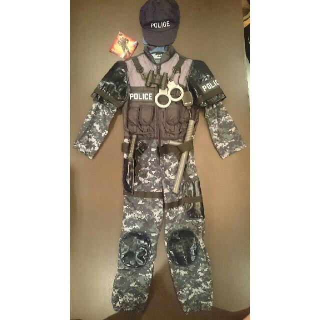 コストコ(コストコ)のPOLICE コスチューム キッズ エンタメ/ホビーのコスプレ(衣装)の商品写真