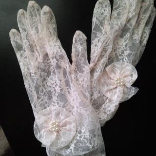 アンジェリックプリティー(Angelic Pretty)のレース手袋(手袋)