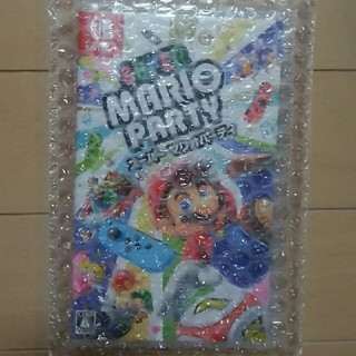 ニンテンドースイッチ(Nintendo Switch)のニンテンドースイッチ スーパーマリオパーティ(携帯用ゲームソフト)