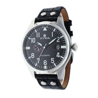 シーマ(CYMA)のCYMA、シーマ、腕時計、CS-1001-BK(腕時計(アナログ))