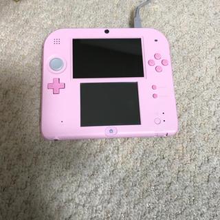 ニンテンドー2DS - 2DS ピンク