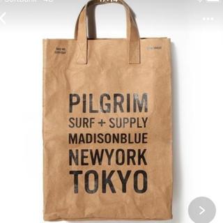 マディソンブルー(MADISONBLUE)の【完売希少品】MADISONBLUEトート(トートバッグ)