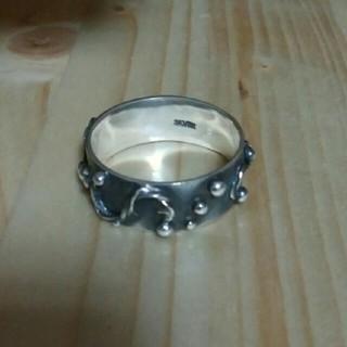 シルバーリング*いぶし銀24号(リング(指輪))