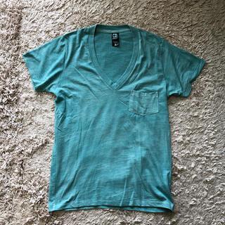 オルタナティブ(ALTERNATIVE)のalternative VネックTシャツ(Tシャツ/カットソー(半袖/袖なし))
