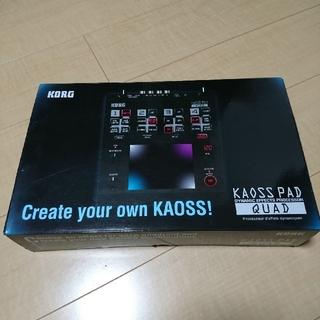 コルグ(KORG)のKAOSS PAD DJ用(DJエフェクター)