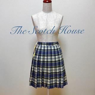 ザスコッチハウス(THE SCOTCH HOUSE)の卒業式に✴︎The Scotch House 150cm チェックスカート(スカート)