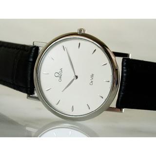 オメガ(OMEGA)の美品 オメガ デビル シルバー メンズ Omega(腕時計(アナログ))