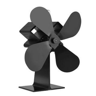 ストーブ ファン 暖房 効率 向上 温熱 電源不要 防寒 冬 エコ 対策(その他)