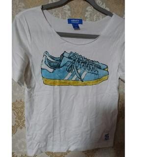アディダス(adidas)のadidasOriginals25周年スーパースター リメイクTシャツ(Tシャツ(半袖/袖なし))