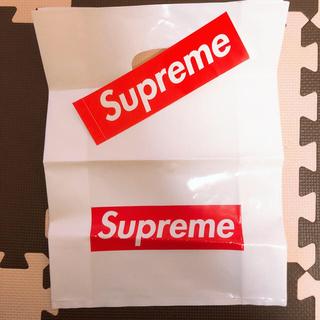 シュプリーム(Supreme)のSupreme ステッカー.ショピングバッグ(ステッカー)