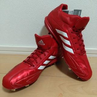 アディダス(adidas)のアディダス アディゼロ T3 MID 27.5㎝ 固定式金具 adidas (シューズ)