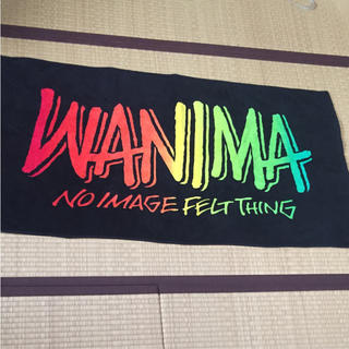 ワニマ(WANIMA)のwanima ビーチタオル(タオル)