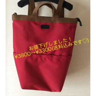 トプカピ(TOPKAPI)の美品  TOPKAPI で購入 リュックサック トートバッグ兼用(リュック/バックパック)