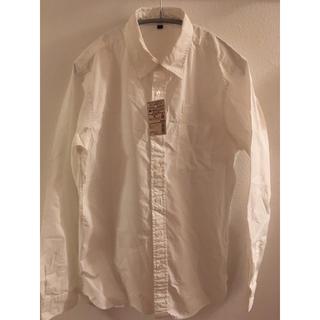 MUJI (無印良品) - 【新品未使用】無印良品 洗いざらしシャツ 2点セット