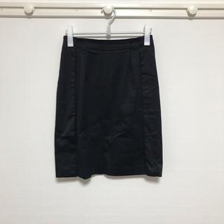 ムジルシリョウヒン(MUJI (無印良品))の無印良品 ひざ丈スカート(ひざ丈スカート)