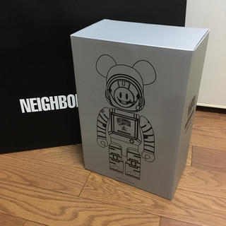 【送料込】NEIGHBORHOOD BE@RBRICK 100% & 400